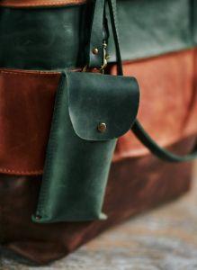 Органайзер для сумки Футляр для очков с креплением на сумку