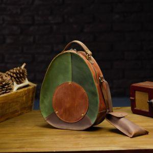 Рюкзак ручной работы Сумка-рюкзак с аксессуаром для очков