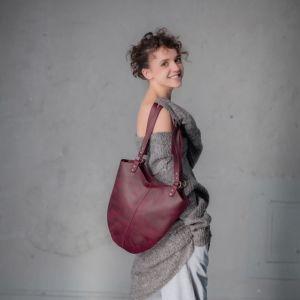 Женские сумки ручной работы Дизайнерская сумка из натуральной кожи