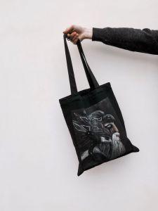 Еко сумка ручної роботи Шопер «Óðinn»