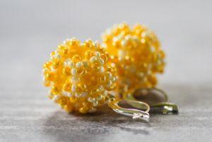 Сережки Квіткові