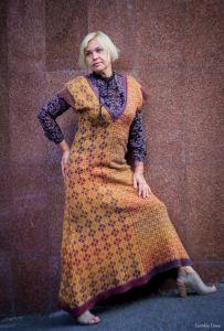 Sarafan dresses Сарафан Кардамон