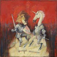 Битва Льва и Единорога