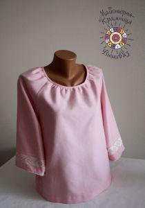 Купить вышиванку в Киеве Блуза вышитая