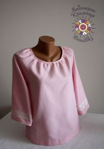 Блузки вышиванки Блуза вышитая