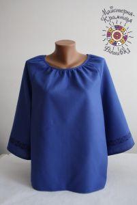 Женские вышиванки Блуза вышитая