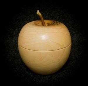 ArtDecor Скринька - яблуко.