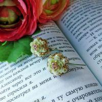 Сережки daisy