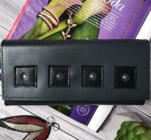 Кошельки ручной работы Кошелек женский кожаный