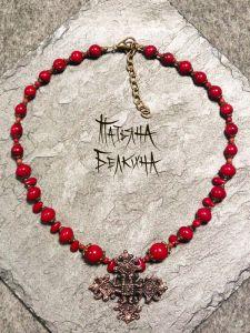 Ожерелья и колье ручной работы ЗГАРДА