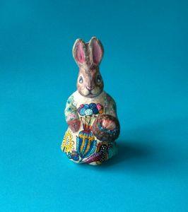 "АртДекор Интерьерная фигура из папье-маше ""Кролик"""