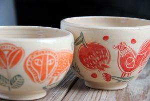 """Ceramics Піала, серія """"Казкові звірі"""""""
