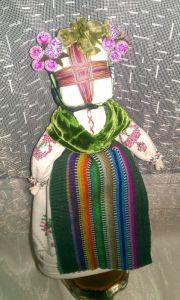 Куклы ручной работы Кукла мотанка