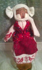 Куклы ручной работы Мотанка в намитке
