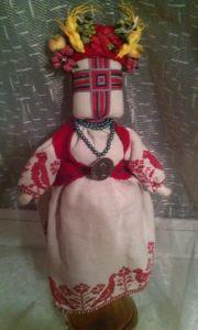 Куклы ручной работы Мотанка с дукачем