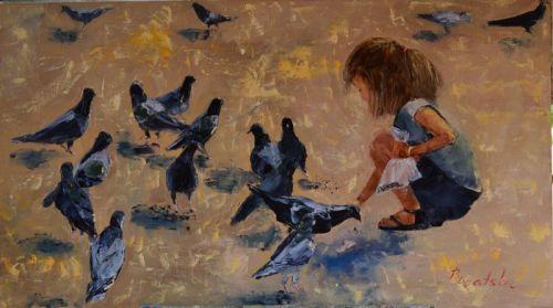 Праздник голубей
