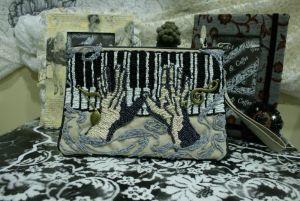 Жіночі клатчі ручної роботи Клатч T&B design