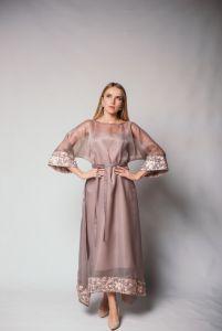 """Платье вышиванка ручной работы Платье """"Нежность"""""""
