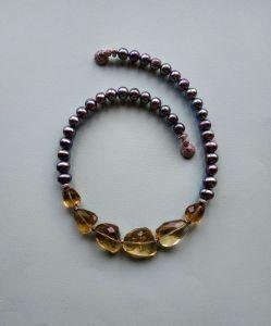 Украшение на шею Ожерелье из коллекции «Queen» Арт. N882177Qn