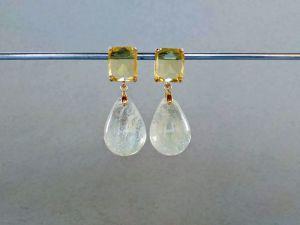 АртБутик Серьги из коллекции «Soleil dans un verre» Арт. 8788SDUV