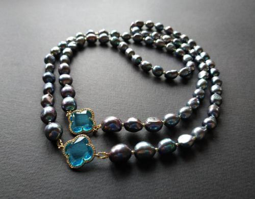 Ожерелье в стиле «Lasso» из коллекции «Anges de Versailles» Арт. N1107AdV
