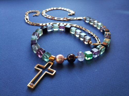 Ожерелье из коллекции «Sacrament of immersion» Арт. N0718SI