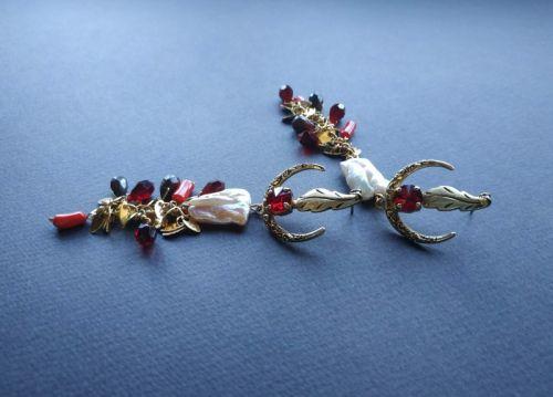 Серьги из коллекции «Alchimie de la passion» Арт. E15719ADLP