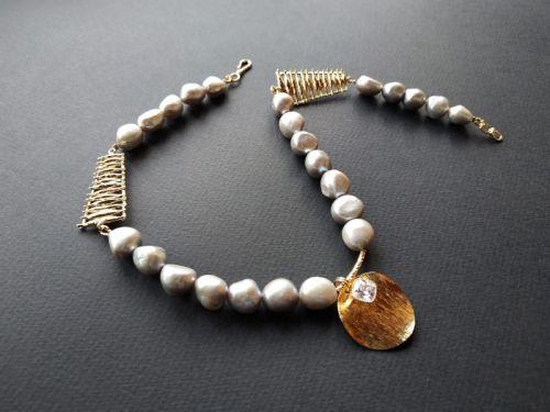 Ожерелье из коллекции «Maestro» Арт. N0319MSR