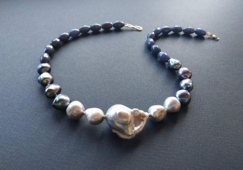 Ожерелье из коллекции «Galaxie - Defile des Planetes» Арт. N7919GDdP