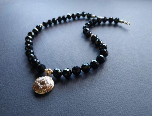Ожерелье из коллекции «Benediction» Арт. N0819BND