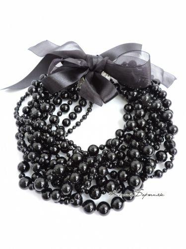 Агатовое ожерелье