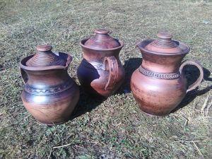 Керамика ручной работы Збанок 1,5 литра