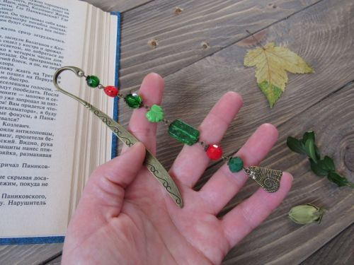 """Закладка для книг и ежедневников """"Уютный котик"""" - изображение 1"""