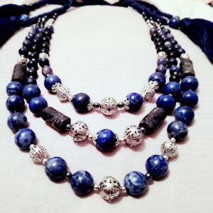Буслова Анна Лазуритовое ожерелье