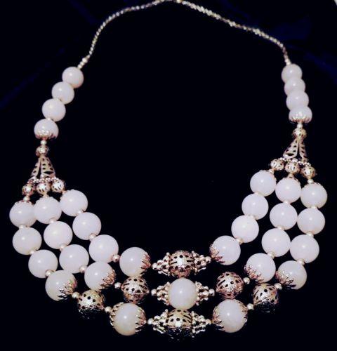 Ажурное ожерелье