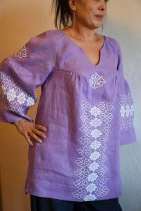 Модная женская одежда Блузка