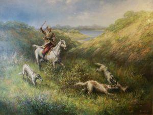 Охота с борзыми