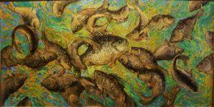 Танец золотых рыб