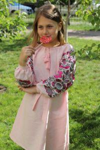 Чигирин Екатерина Платье детское Чудо птица