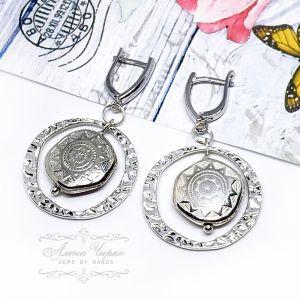 """Earrings Сережки """"Мірея"""""""