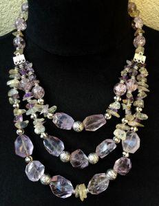 Ожерелье из цитрина Ожерелье 26