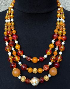 Ожерелье из янатря Ожерелье 12