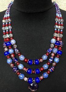 Ожерелье из рубеллита Ожерелье 1