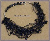 Ожерелье Новогодняя ночь