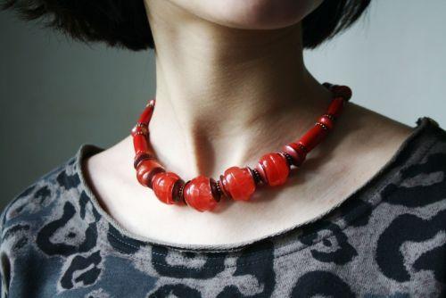 Рябиновое ожерелье