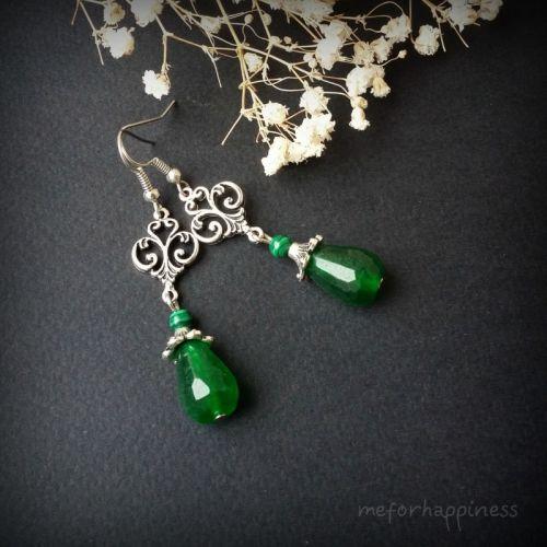 Зелені сережки Соковиті трави