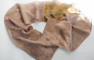 Шелковый шарф Шелковая мозаика