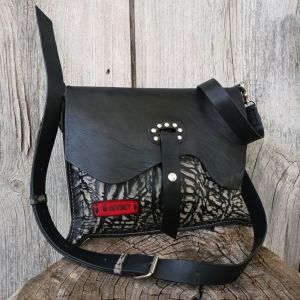Повседневные женские сумки Кожаная сумка «Volcano»