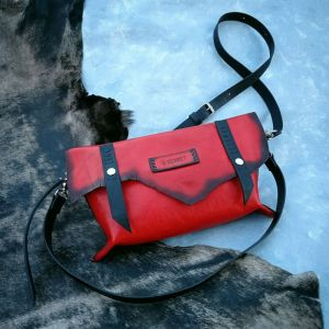 Повседневные женские сумки Кожаная сумка-клатч «Chili»