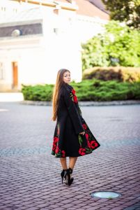 "Разное Арт-пальто ""Маки"""